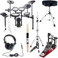 Roland : TD-17KVX E-Drum Set Bundle