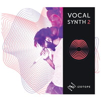 iZotope : VocalSynth 2 EDU