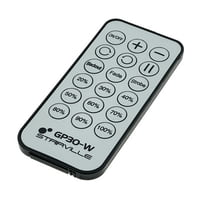 Stairville : GP-30W IR Remote Control