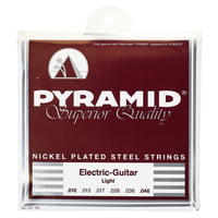 Pyramid : Electric Strings 010-046 Light