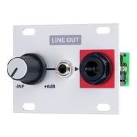 Intellijel Designs : Line Out 1U