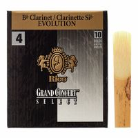 DAddario Woodwinds : Grand Concert Evolution 4