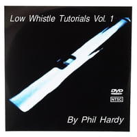Kerry Whistles : Low Whistle Tutorial DVD Vol 1