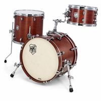 SJC Drums : Custom 3-piece Bop Set Walnut