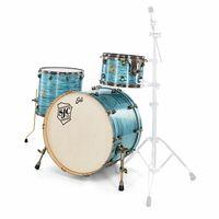 SJC Drums : Custom Rock Set Turquoise