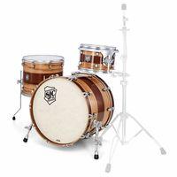 SJC Drums : Custom 3-piece Wormy Maple