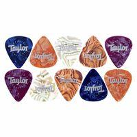 Taylor : Picks Marble Assortment Thin