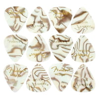 Fender : Abalone Pick Medium