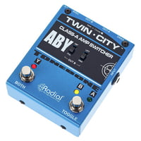 Radial Engineering : Tonebone Twin City ABY