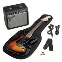 Fender : SQ Affi Strat Pack HSSBSB IL