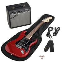 Fender : SQ Affinity Strat Pack HSS CAR