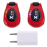 XVive : Wireless System U2 Red Bundle
