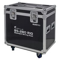 Flyht Pro : BS-280 Tourcase 2in1