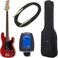 Fender : SQ Affinity P-Bass PJ R Bundle