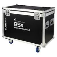Flyht Pro : B5R Beam Tour Case 2in1