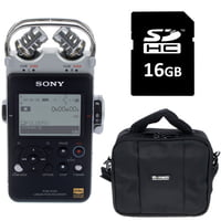 Sony : PCM-D100 Bundle