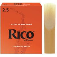 DAddario Woodwinds : Rico Alto Sax 2,5