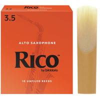 DAddario Woodwinds : Rico Alto Sax 3,5