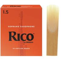 DAddario Woodwinds : Rico Soprano Sax 1,5