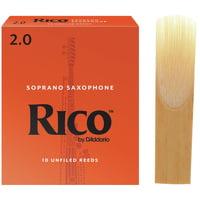 DAddario Woodwinds : Rico Soprano Sax 2