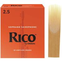 DAddario Woodwinds : Rico Soprano Sax 2,5