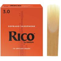 DAddario Woodwinds : Rico Soprano Sax 3