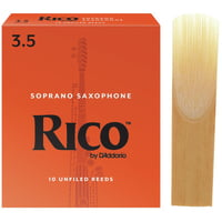 DAddario Woodwinds : Rico Soprano Sax 3,5