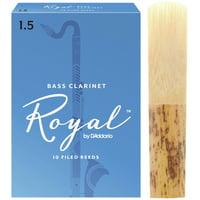DAddario Woodwinds : Royal Boehm Bass Clarinet 1,5