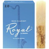 DAddario Woodwinds : Royal Boehm Bass Clarinet 2