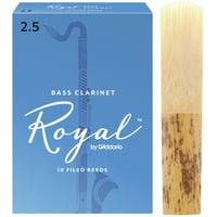 DAddario Woodwinds : Royal Boehm Bass Clarinet 2,5