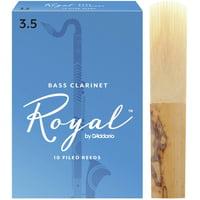 DAddario Woodwinds : Royal Boehm Bass Clarinet 3,5