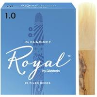 DAddario Woodwinds : Royal Boehm Bb- Clarinet 1