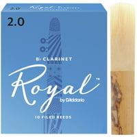 DAddario Woodwinds : Royal Boehm Bb- Clarinet 2