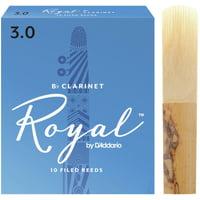 DAddario Woodwinds : Royal Boehm Bb- Clarinet 3