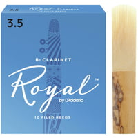DAddario Woodwinds : Royal Boehm Bb- Clarinet 3,5