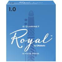 DAddario Woodwinds : Royal Boehm Eb-Clarinet 1