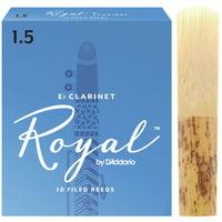 DAddario Woodwinds : Royal Boehm Eb-Clarinet 1,5
