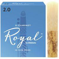 DAddario Woodwinds : Royal Boehm Eb-Clarinet 2