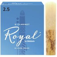 DAddario Woodwinds : Royal Boehm Eb-Clarinet 2,5