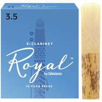 DAddario Woodwinds : Royal Boehm Eb-Clarinet 3,5