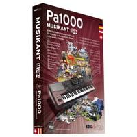 Korg : PA-1000 Musikant SD Dongle