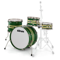 DDrum : Reflex Rally Sport Green Creme