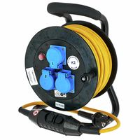 GIFAS : Cable Reel 501 25m PRCD-S