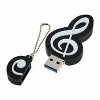 A-Gift-Republic : USB Stick G-clef 3.0 32 GB