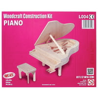 Quay : Woodcraft Kit - Grand Piano