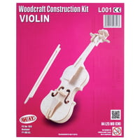 Quay : Woodcraft Kit - Violin