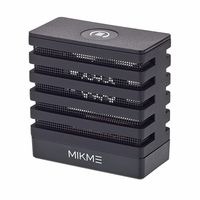 Mikme : Microphone BlackSilver 8GB