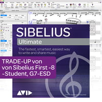 Avid : Sibelius Ultimate Trade-Up