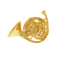 Art of Music : Pin French Horn