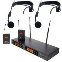 the t.bone : free solo Twin PT 660 Headset